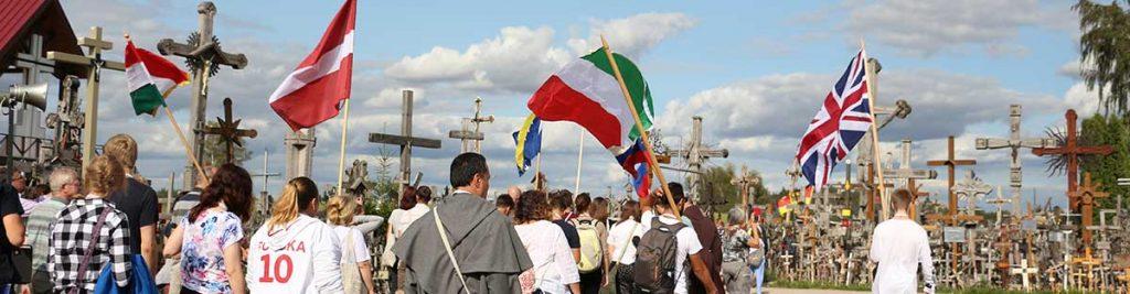 Pilgrimage Day at 3rd European Congress