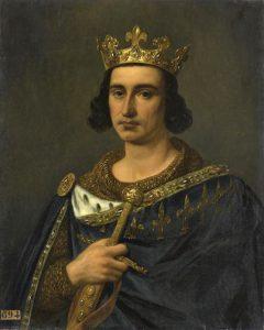 St Louis IX of France