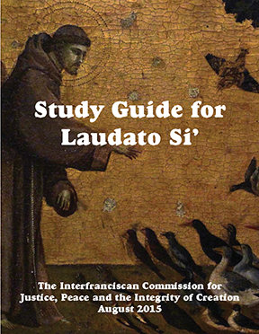 Cover - Study Guide for Laudato Si