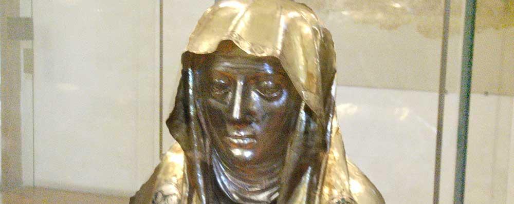 Bust of Umiliana de' Cerchi