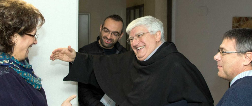 Friar Marco Tasca at 2017 Genral Chapter