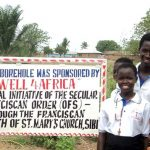 'Well4Africa' Borehole Blessed in Ghana's Village of Sibi