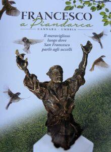 Illustration of Francis at Piandarca