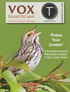 Cover-Vox-Franciscana-Summer-Fall-2020