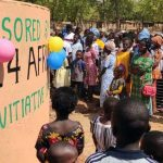 Kongo water project in Ghana