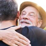 hug of peace