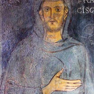 Francis fresco